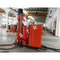 Buy cheap Vacuum Industrial Sandblasting Equipment with Recycling Abrasive Rust Oil Removing from wholesalers
