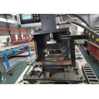 Buy cheap Steel Frame Shutter Door Frame Forming Machine Gear Driven For 0.7 - 1.2mm product