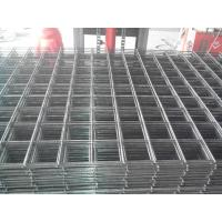 Buy cheap Welded wire mesh panels 3MM 4MM 5MM 50MM*50MM 1*1 galvanized wire mesh panels from wholesalers