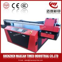 Buy cheap Maxcan F1500E inkjet flatbed photo printer digital printing machine from wholesalers