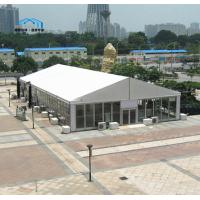 Buy cheap White Exhibition Canopy Tent For Advertising Event Easily Dismantled from wholesalers