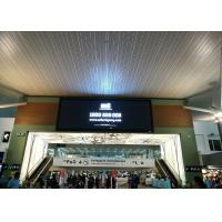Buy cheap High Brightness 3.91 Mm Indoor Led Panel Video Wall Display For Fixed Installation from wholesalers