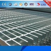 Buy cheap Factory Customized Best Price Hot Dipped Galvanized Steel Grating from wholesalers