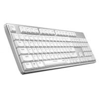 Buy cheap Bluetooth Mechanical Gaming Keyboard , White Gaming Keyboard With Portable Design from wholesalers