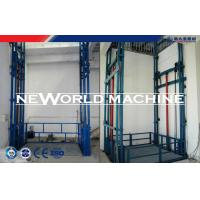 Buy cheap 3T 4KW Hydraulic Lift Platform / Track Traveling Type Platform Lift from wholesalers