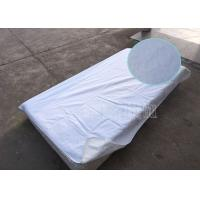 Buy cheap Childrens Quilted Waterproof Organic Mattress Cover Beige With Zip from wholesalers
