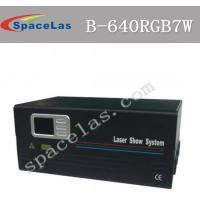 Buy cheap 7W RGB laser projector from wholesalers