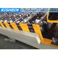 Buy cheap 20 mm Thickness Floor Tile Roll Forming Machine / Roof Sheet Making Machine from wholesalers