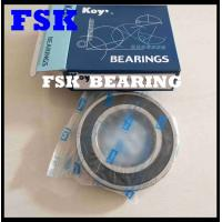 Buy cheap Thickened 62210 2RS , 62211 2RS Deep Groove Ball Bearings Special Bearing For Automotive from wholesalers