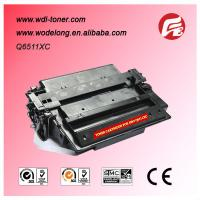 Buy cheap Compatible Q6511X printer toner cartridge for HP 2400 from wholesalers