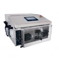 Buy cheap Muti Core Round Jacket Cable Cutting And Stripping Machine 10-80 mm Length from wholesalers