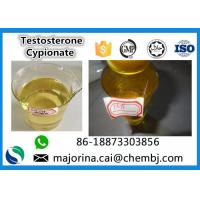 Buy cheap Testosterone Cypionate Injectable Steroids Oils Testosterone Cypionate 250mg/Ml For Bodybuilding from wholesalers