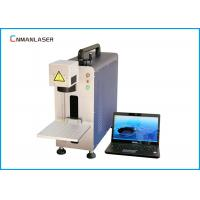 Buy cheap Air Transport  20W Metal Fiber Laser Marking Machine Single Phase AC 220V from wholesalers