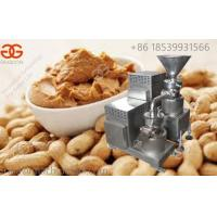 Buy cheap Hot selling paste making machine for nuts supplier nuts butter making machine sale in factory price from wholesalers