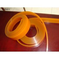 Buy cheap Long Service Life Polyurethane Silk Screen Printing Squeegee For Glass Industry 50mm X 9mm from wholesalers