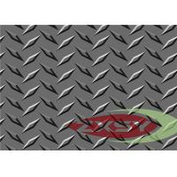 Buy cheap Corrosion Resistance Anodized Embossed Aluminium Sheet With Heat Shield DIN EN from wholesalers