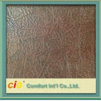 Buy cheap Dirty Resistance 1.0mm PVC Artificial Leather / Faux Leather Upholstery Fabric for Car Seat from wholesalers