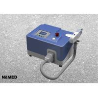 Buy cheap Portable long pulsed nd yag laser hair removal For All Color Tattoo Skin Type from wholesalers