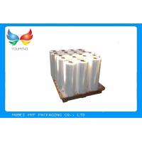 High Brightness Heat Shrink Wrap Film , Pvc Plastic Film Multiple Choice Packaging