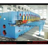 Buy cheap Gas Cylinder Powered Edge Steel Sheet Milling Machine 5m/min High Speed from wholesalers