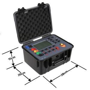 Buy cheap 100V 3KΩ Digital Earth Resistance Tester Multi Function Bi Poles / Tri Poles product