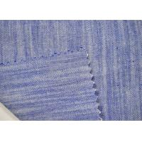 Buy cheap Fashion Classic Design Yarn Dyed Woven Fabric With Soft Stripe Pattern from wholesalers