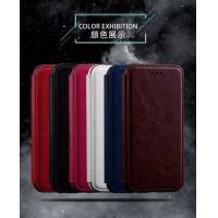 Buy cheap Book Cover IPhone Leather Wallet Case For Iphone 7 Plus Flip Stand Two Card Slot from wholesalers