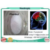 Buy cheap Pharmaceutical Materials Nootropic Powder Phenibut For Sleep And Anxiety Relief from wholesalers