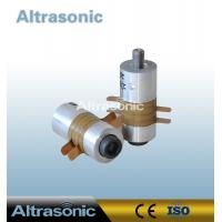 Buy cheap High Efficiency CE 35khz Ultrasonic Piezoelectric Transducer Long Service Life from wholesalers