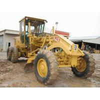 Buy cheap 14T weight Used Motor Grader Caterpillar 12G 3306 engine with Original Paint from wholesalers