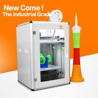 Buy cheap High speed Household 3d printer machine of 300 x 400 x 500mm for plastic model from wholesalers