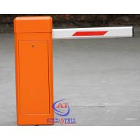 Buy cheap Automatic Road Boom Barrier For Car Parking And Highway Toll System , Vehicle Access Parking Barrier Gate from wholesalers