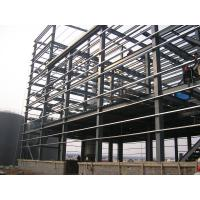 Buy cheap Multi-Floor Building Steel Frame For Office, Dormitory, Commercial Building from wholesalers