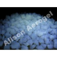 Buy cheap Alison Silica Aerogel particle for Thermal and Refrigerant Insulation from wholesalers