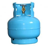 Buy cheap Propane Tank LP Household Gas Cylinder Compressed 5kg For Cooking from wholesalers