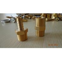 Buy cheap Customized brass solder fittings for copper pipes, made in China professional manufacturer from wholesalers
