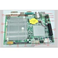 Buy cheap DC 12V industrial motherboard  (PCM3-N270) from wholesalers