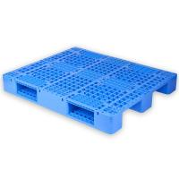 Buy cheap P1300*1100  Injection molded Three runners large plastic pallet  for printing industries from wholesalers