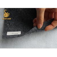 Buy cheap Breathable Needle Punched Anti Static non woven needle felt Roll Polyester Fabric from wholesalers