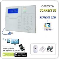 Buy cheap TCP/IP GSM RFID Smart Home Alarm Panel home automation touch panel from wholesalers