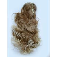 China Body Wave Synthetic Hair Pieces Claw Cilp Ponytail Hair Accessories on sale