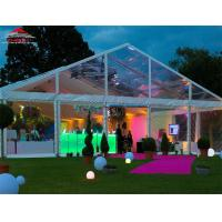 Buy cheap Big Event Marquee Canopy Tent With High Reinforced Aluminum 6061 / T6 Material from wholesalers