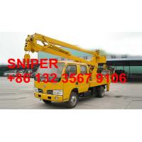 Buy cheap 16M Dongfeng EQ5052JGK Aerial Working Vehicle from wholesalers
