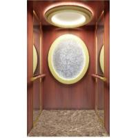 Buy cheap Luxury Machine Room Less Elevator , Fuji VVVF Control Passenger Lifts from wholesalers