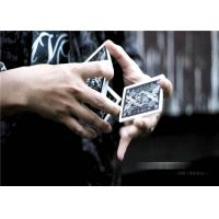 Buy cheap Awesome Black Cross Card Magic Card Tech Poker Card Skills For Magic Show from wholesalers