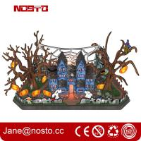Buy cheap Halloween Cottage gift seasonal gifts puzzle for kids from wholesalers
