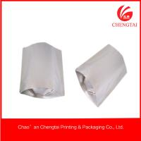 China Nut / Candy Used Stand Up Aluminium Foil Packaging Bags Customizable Size on sale
