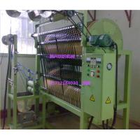 Buy cheap top quality gas heating ironing machine for elastic ribbon,belt China factory Tellsing from wholesalers