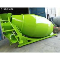 Buy cheap 6/8/10/12/14/16 Cbm Concrete Mixer Drums For Trucks With Optimized Mixing Blades from wholesalers