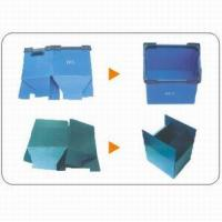 Buy cheap Collapsible Plastic Packaging Box from wholesalers
